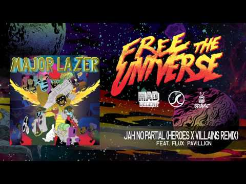 Major Lazer - Jah No Partial (Heroes &...