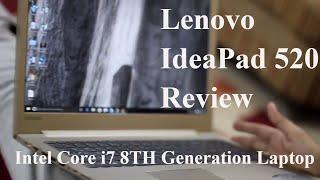 Lenovo ideapad 520 Complete Review Hindi Urdu