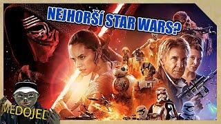 Naposledy o Star Wars Force Awakens a The Last Jedi ( Síla se Probouzí a Poslední z Jediů )...