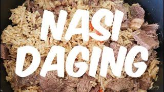 Resepi Nasi Daging Lazat