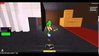 Luigi mansion rpg ep 1 (Roblox)