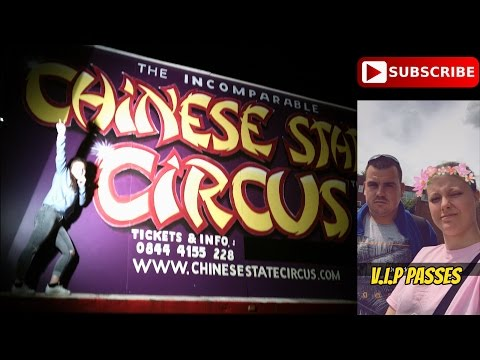 CHINESE STATE CIRCUS (AMAZING A MUST SEE)