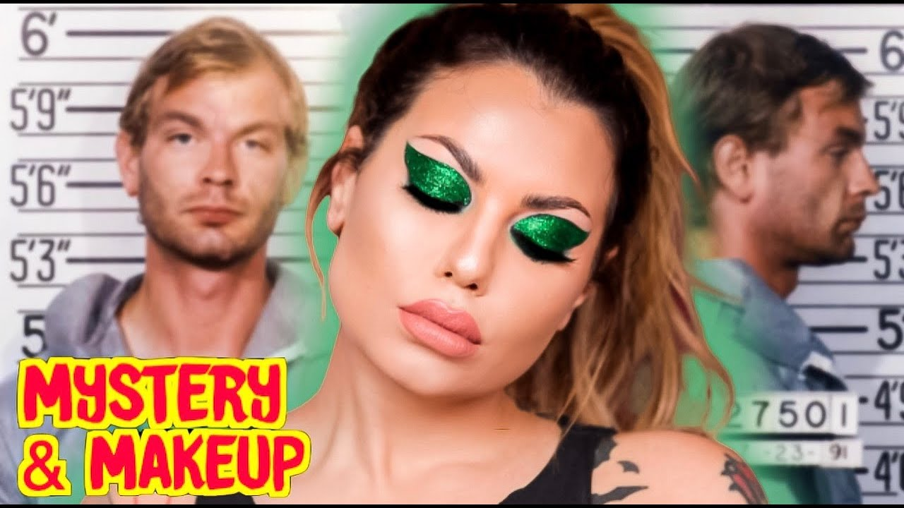 Jeffrey Dahmer. Inside His Messed Up Mind & How He Almost Got Away. Mystery & Makeup | Bailey Sarian