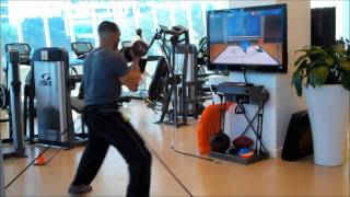 TRAZER 2 Fitness Video | Fontainebleau, Miami, Florida