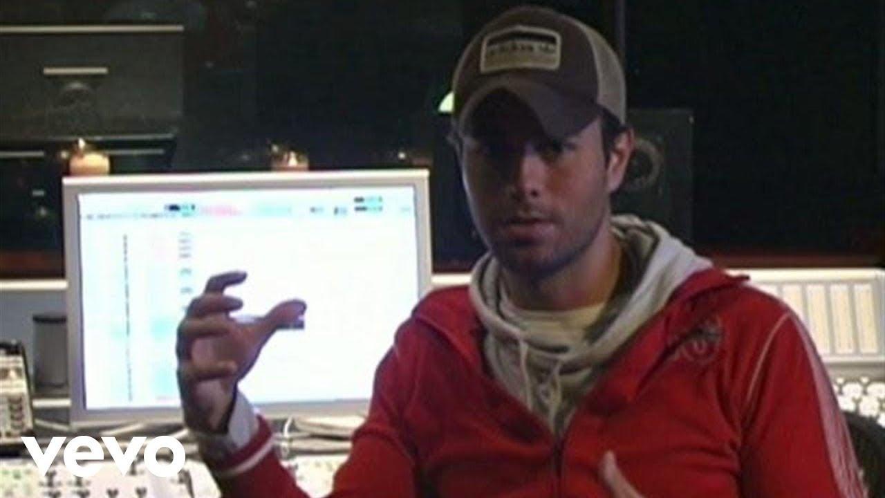 Download Enrique Iglesias - The Making Of Euphoria (Part 1)