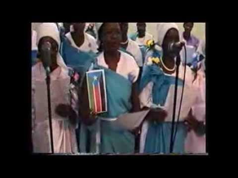 Australian Nuer Baptist Woman group part 3