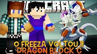 Dragon Block C Saga Jogada Ep.6 - O Freeza Voltou !!