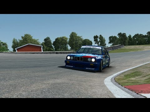 Raceroom | First laps at Knutstorp |