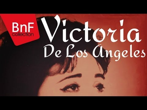 Victoria de Los Angeles - The Best of