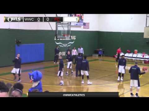 Warren Wilson College Men's Basketball vs Florida College - October 31, 2015