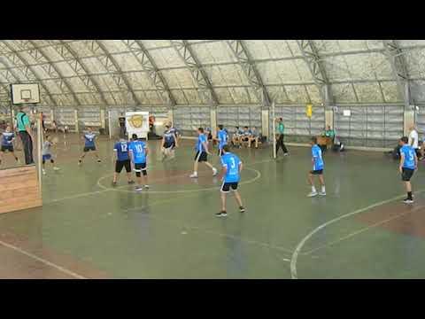 Fatec São Paulo X Veterínaria UAM - II Camp. de Vôlei Masculino - 2017 - Interatléticas