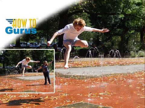 How To Use Content Aware Fill To Remove A Person From A Photo In Adobe Photoshop Elements