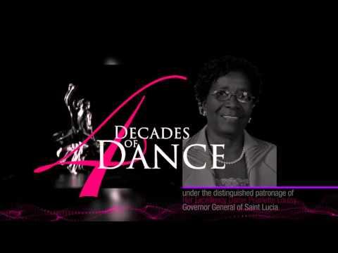 Cultural Icon Series-4 Decades of Dance Virginia Alexander