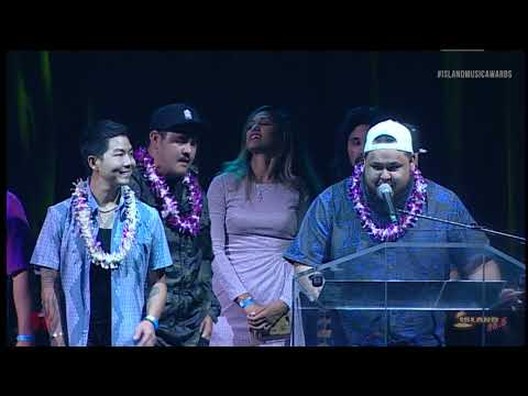 Island Music Awards - The Green Group of the Year Acceptance Speech