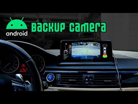 BMW 3 Series Backup Camera Install For Android Infotainment! - E90, E91, E92, E93