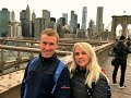 Америка. Нью-Йорк. Бруклинский мост. One World Observatory.