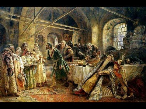 Prokofiev - Ivan the terrible (film score)