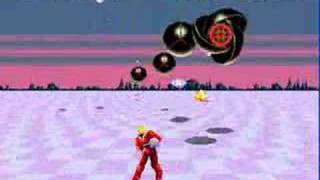 Space Harrier 2 - Boss Rush
