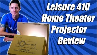 Vankyo Leisure 410 Projector Review