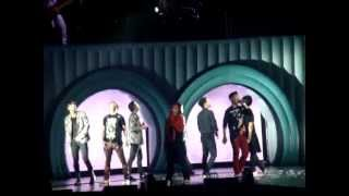 [ALIVE Tour 2012 in Malaysia] Bigbang-Love song