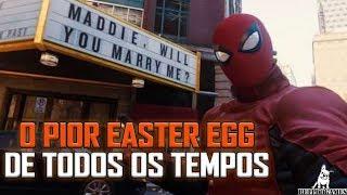 SPIDER MAN - O PIOR E MAIS TRISTE EASTER EGG DE TODOS OS TEMPOS!