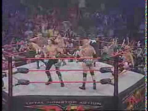 No Surrender 2007: Tag Team Gauntlet Match