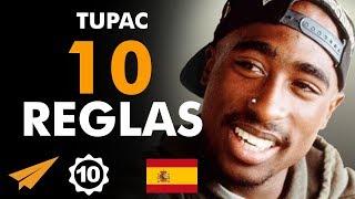 Tupac Shakur: ¡Top 10 Reglas para el Éxito en la vida!