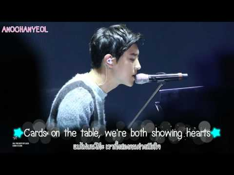 [HQ Karaoke Thaisub] 151014 PCY's soundcloud - All of me