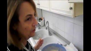 FRITTELLE DI FIORI DI ZUCCHINE- Le ricette di Zia Franca