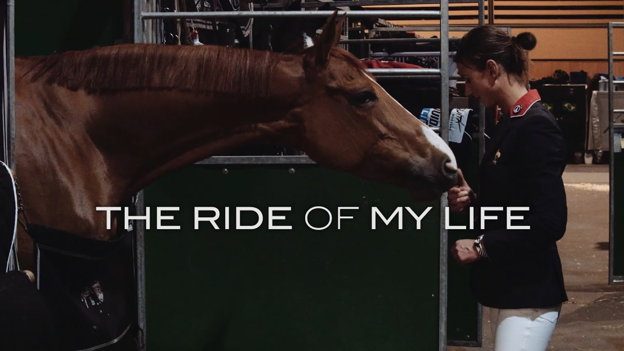 the ride of my life