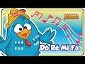 Dó Ré Mi Fá - Clipe Música Oficial - Galinha Pintadinha DVD 3