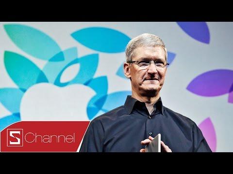 Schannel - Tim Cook : Cuộc sống và sự nghiệp sau 3 năm điều hành Apple