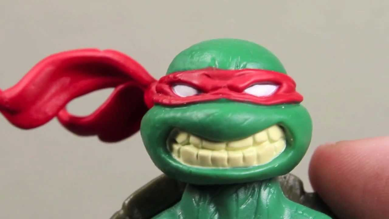 Nickelodeon S Teenage Mutant Ninja Turtles Raphael Basic Action