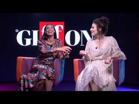 Francesca Chillemi e Diana del Bufalo adorano il Giffoni Film Festival