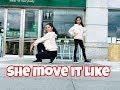 She Move it Like | Badshah | Dance Cover