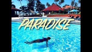 A slice of PARADISECoconut Groove Beach Resort- Elmina