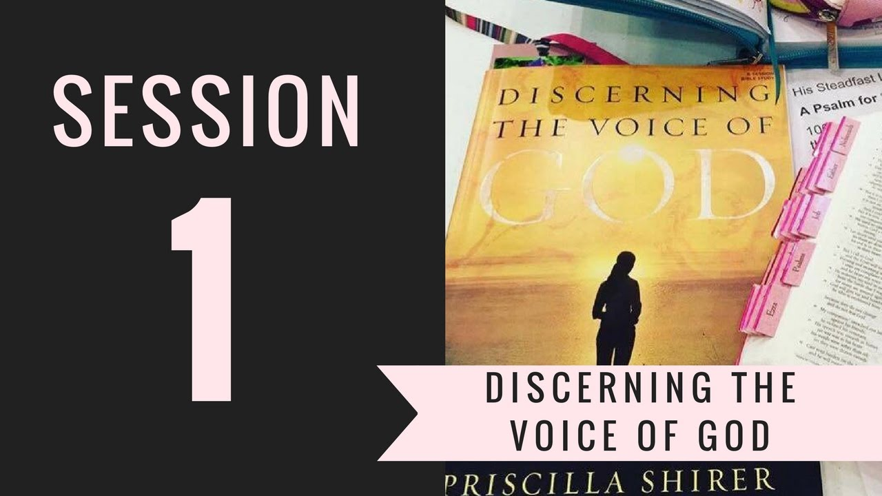 Discerning the Voice of God: Session 1 - YouTube