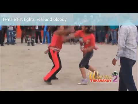 bareknuckle female fight from YouTube · Duration:  3 minutes 43 seconds