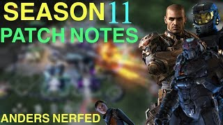 Halo Wars 2: Season 11 Patch Notes! - Revival of Jerome?