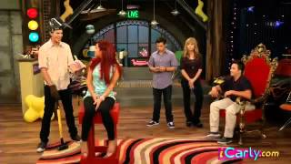 iCrush It Gibby's Choice featuring Ariana Grande - iCarly.com