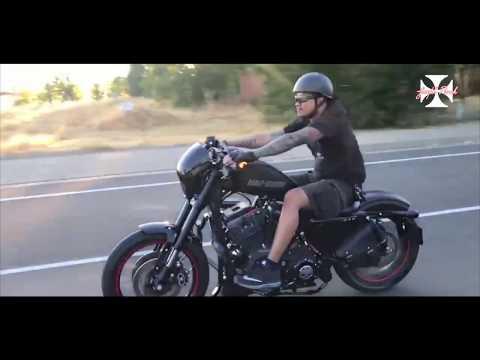 THE BEST 10 Harley Davidson Sportster 1200 - Chopper - Bobber - Custom Bike Compilation