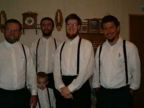 Nonconformity and Nonresistance - An Amish Mennonite perspective
