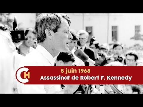 Assassinat de Robert F. Kennedy