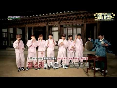 [BangTanSodamn][Vietsub] Rookie King Ep 3 (Bangtan Boys - BTS)