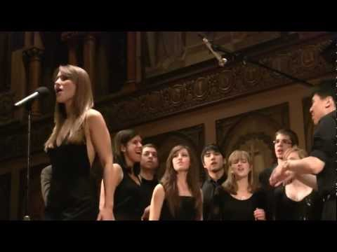 Georgetown Saxatones  Sweet Disposition A Cappella