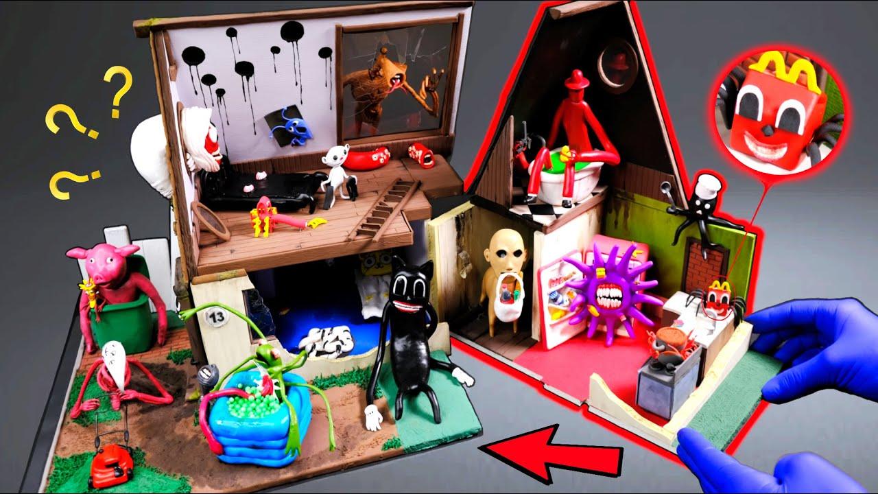 4 27 Mb All Trevor Henderson Creatures Creepy Room 5 Kitchen Bathroom With Clay Download Lagu Mp3 Gratis Mp3 Dragon