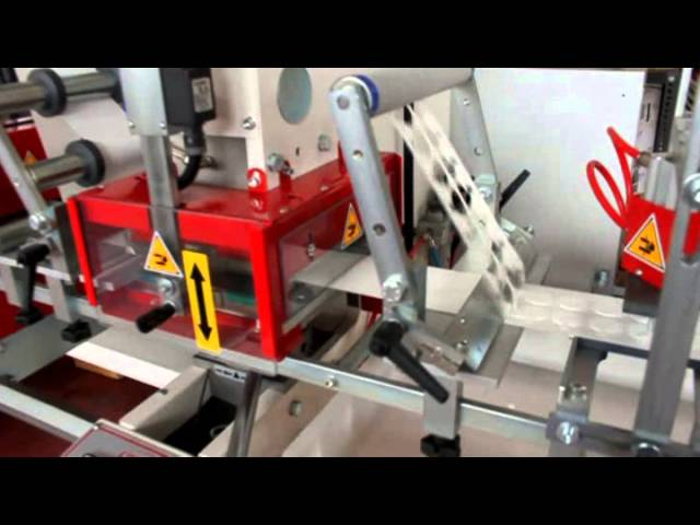 GD 151 D Flat Bed Die Cutting Press w/ Liner Change & Knockout