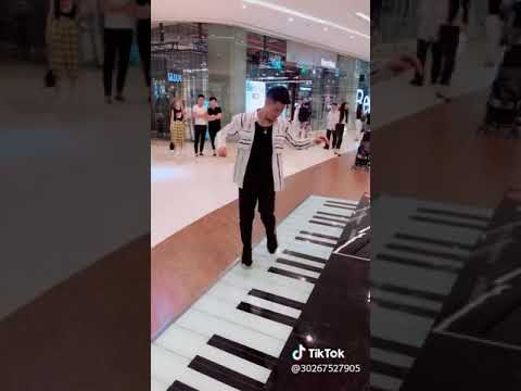 📱iPhone📱ringtone with foot piano