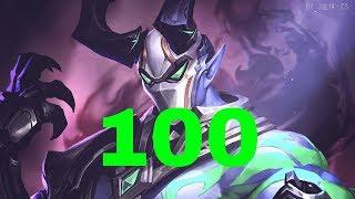 Paladins Level 100 Androxus  Ranked Gameplay