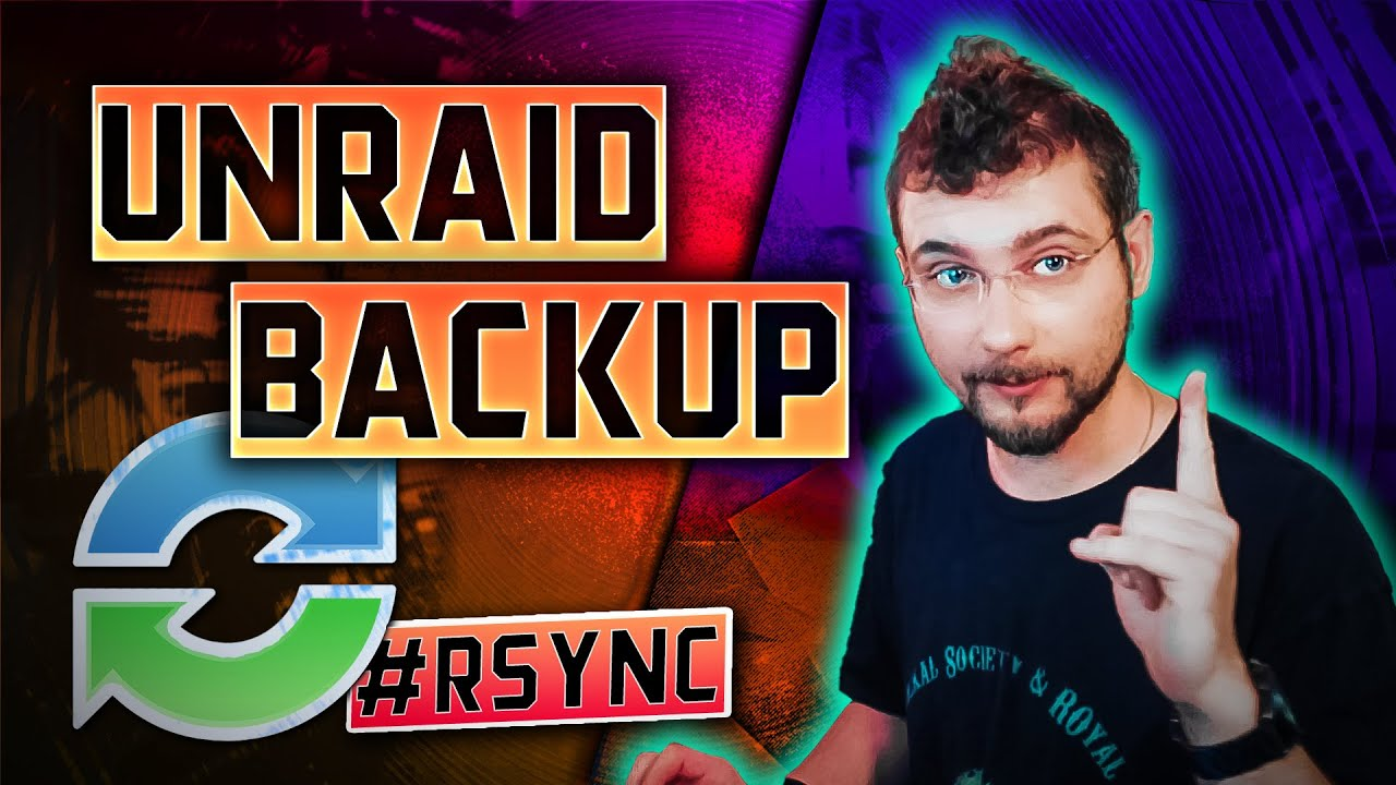 Unraid Backups einfach erstellen!   Zuverlässig Daten sichern mit LuckyBackup!